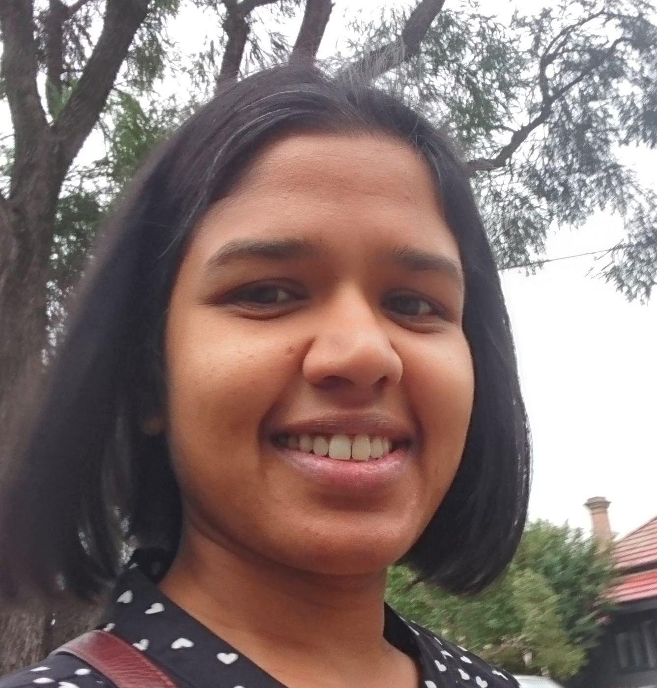 Saritha Manickam
